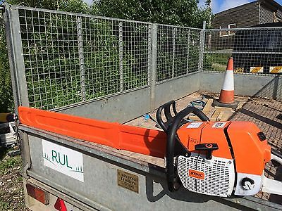 Stihl MS 880 Chainsaw 2016 with 48 inch bar and chain