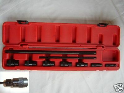Bearing remover extractor puller set (excellent for motorcycle wheel brgs)