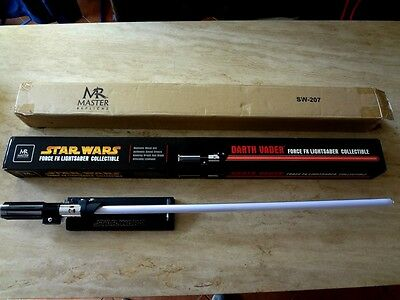 Star Wars Darth Vader Force FX Lightsaber Collectible Master Replicas SW-207