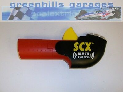 Greenhills SCX Wireless Remote Control Hand Throttle - Yellow Trigger - Used ##