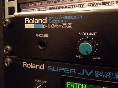 Roland MKS-50, Vintage Polyphonic Analog Synth Module