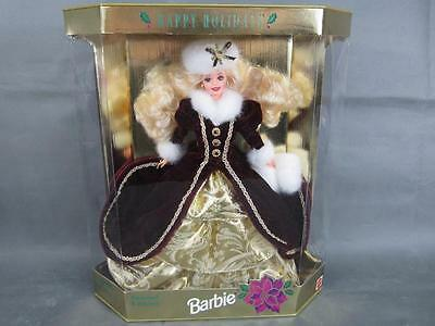 New 1996 Happy Holidays Special Edition Barbie