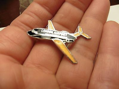 Vintage Squire London Airport Badge