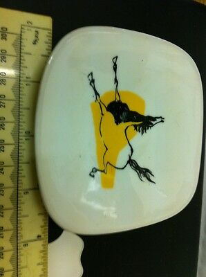 Vintage Limoges P Pastaud Picasso Style Pin Tray Free UK Post