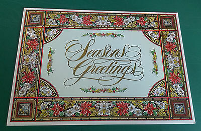 C1994 - Port Vale Fc  - Vip Christmas Card Issued By The Football Club.