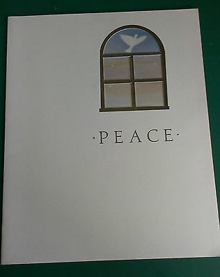 C1990 - Peterborough United - Vip Christmas Card Issued By The Football Club.