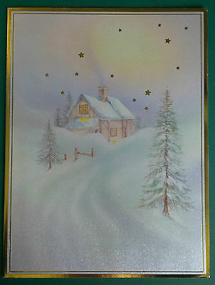 C1990  Leeds United  Fc -  Vip Christmas Card Issued By The Football Club.