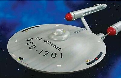 Polar Lights 1:350 TOS USS Enterprise Smooth Saucer Accessory MKA015