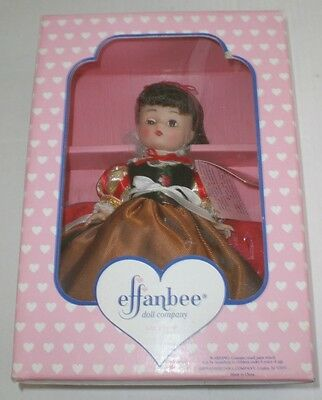 "1994 Effanbee 8"" SNOW WHITE Story Book Series V503 NRFB"