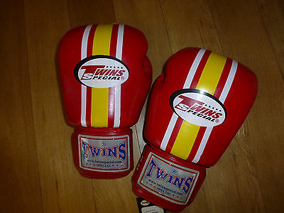 Twins 16 oz Sparring gloves for Muay Thai/Boxing