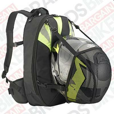 Kappa RA312 Motorcycle 16ltr rucksack & Helmet carrier REDUCED