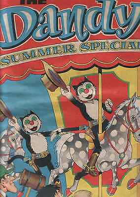 The Dandy Summer Special 1977:published By D.c.thomson