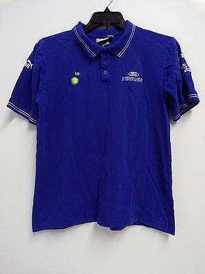 Wrc Bp Ford M Sport World Rally Team Issue Polo Mens Small