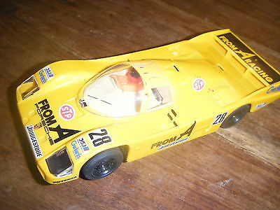 Scalextric Le-mans From A Racing Slot Car