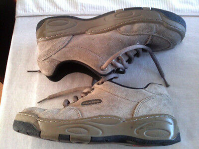 Kickers : Chaussures A Lacets Daim Beige Pointure 37 !!!!!!!!!!!!!!