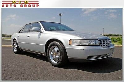 1999 Cadillac Seville Luxury SLS Sedan 1999 Seville SLS Exceptional One Owner Chrome Wheels Carriage Roof Great Buy!