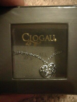 Clogau® Fairy Bracelet, 925 sterling silver and 9ct rose gold