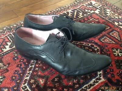 chaussures hommes noire neuves taille 43