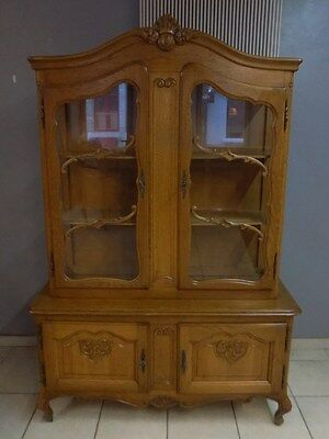 """ FRENCH STYLE  "" display cabinet "" IN LOUIS XV STYLE  """