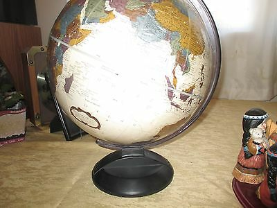 Replogle Platinum Classic Series Topographical 12 inch Raised Relief World Globe