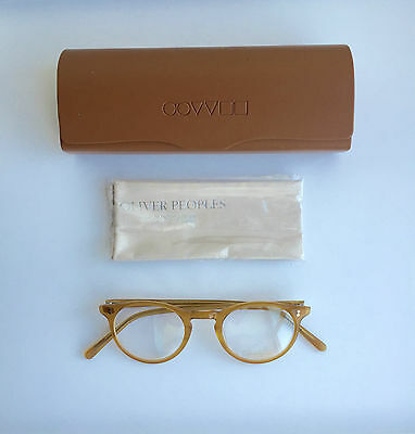 Oliver Peoples O'Malley LIMITED EDITION  OV5183 1171 Amber Tortoise Blonde