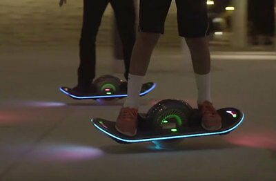 One wheel skateboard 2017 futuristic ride with Bluetooth speaker and LED CANADA
