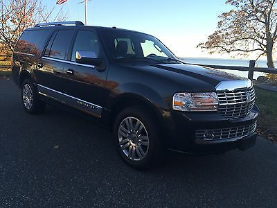 2013 Lincoln Navigator L 2013 LINCOLN NAVIGATOR L BLACK REDUCED AGAIN ONE AVAIL YOU WAIT YOU WILL MISS IT
