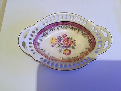 Dresden China Plate Small