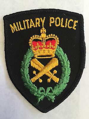 Old Australian Army MP Patch