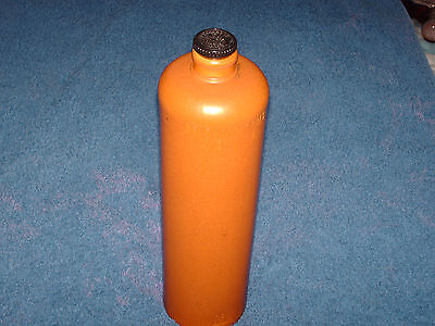 stoneware bottle by ervin lucas bols amsterdam with lid