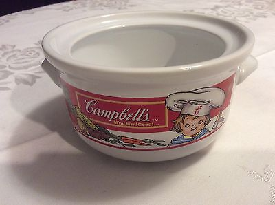 1993 Campbell's soup tureen, 12 ounce