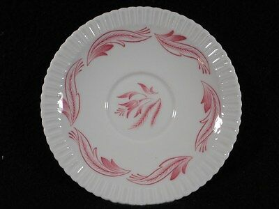 Beautiful Vintage(MId 30's-Early 50's) Syracuse Shelledge Prelude Saucer