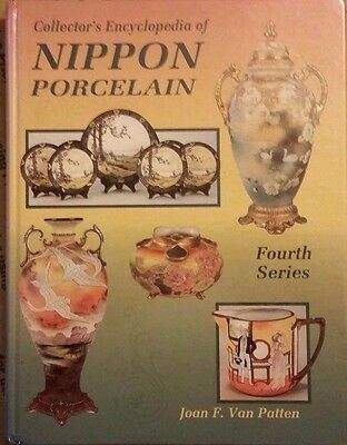 NIPPON PORCELAIN ENCYCLOPEDIA VALUE GUIDE COLLECTOR'S BOOK Full Color Photos