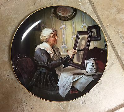Grandma's Love  By Norman Rockwell Knowles