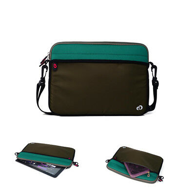 Slim Lightweight Shoulder Strap Messenger Bag fits HP Chromebook 11 G5