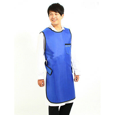 New  X-Ray Protection Apron Protective Lead Vest with Thyroid Shield 0.35mmPb M