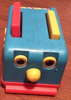 1976 Gabriel Industries Busy Toaster toy