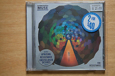 Muse – The Resistance   (BOX C73)