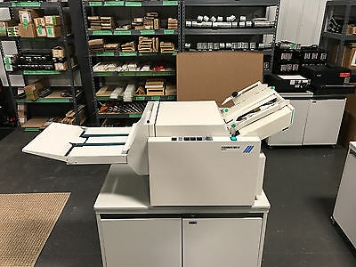 Plockmatic BM61 Booklemaker - Fully Serviced & Tested - Great Condition!