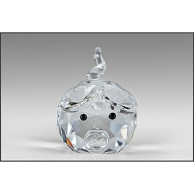 Crystal Pig Ornament, Figurine,Perfect Christmas Gift Idea for the Whole Family.