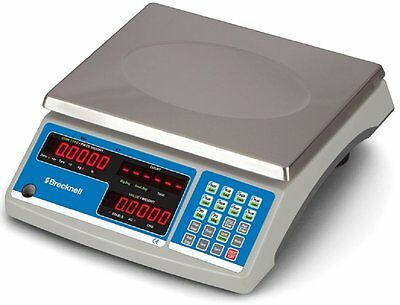 Salter Brecknell BLB140120912L B140 Coin Scale 12 Pound Capacity