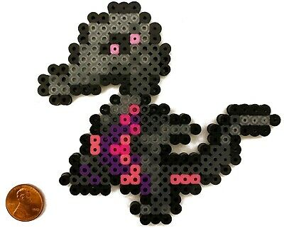 Salazzle Pokemon Bead Sprite Perler Art Menu Icon