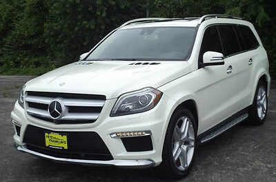 2014 Mercedes-Benz GL-Class 4 DOOR WAGON 2014 MERCEDES GL550 4-MATIC 4 DOOR WAGON - LOADED EVERY OPTION!