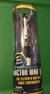 Doctor Who Sonic Screwdriver New 11th FREE SHIPPING