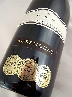 1995 ROSEMOUNT Estate GSM Isle of Wine