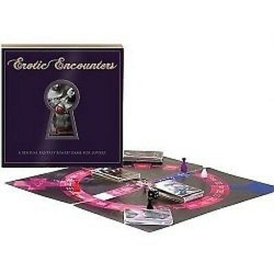 anne summers erotic encounters fantasy board game for adult lovers sex fun 18+