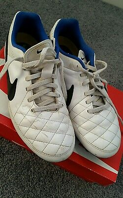 Authentic NIKE Tiempo Soccer Boots