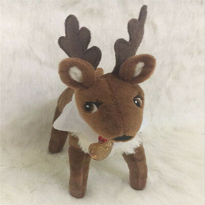 Elf On The Shelf Reindeer Pet Like Plus Doll Christmas Toys Boy Gifts