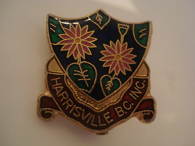 Harrisville (QLD) Bowling Club Badge