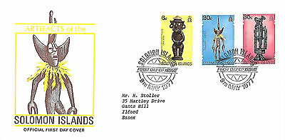 9/5/77 Artifacts Fdc